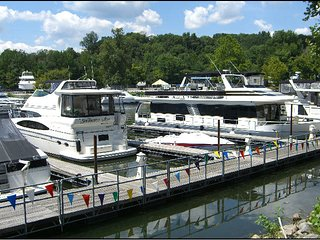 Luxurious 50ft. Motoryacht in Grand Rivers