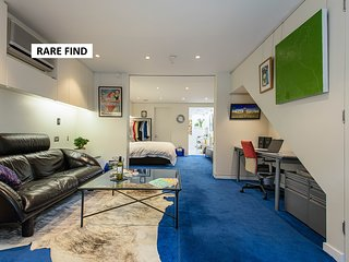 Chic Terrace House Paddington near Darlinghurst & Rushcutters Bay incl Breakfast