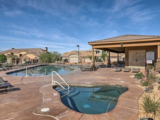 St George Area Home w/Grill Near Red Cliffs & Zion