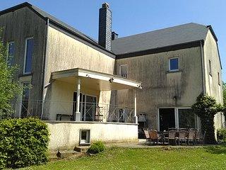 Location de vacances (17 personnes max) - 5555 Bievre (Gros-Fays)