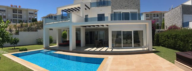 1st Villa Pool Terrace