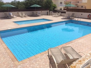 MICHAELANGELO APARTMENT 2 BED WITH SHARED POOL AYIA NAPA NISSI BEACH