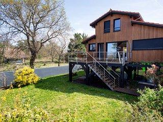 Ravissante Villa vue panoramique sur le bassin – Piscine – 2 Terrasses - Jardin