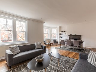 Charming 3-Bedroom Flat in Chelsea