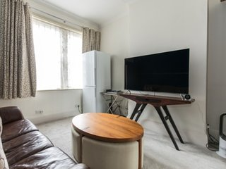 Luxury One-Bedroom Flat in Fulham