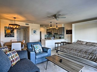 NEW! 30A Seagrove Beach Studio w/Pool & Ocean View