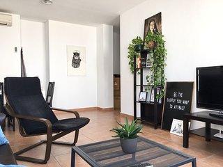 Apartemento con WIFI y A/A