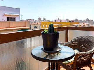 2 bedroom Apartment in Vilanova i la Geltrú, Catalonia, Spain : ref 5623918