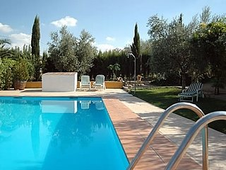 Santaella Villa Sleeps 6 with Pool and Air Con - 5000376