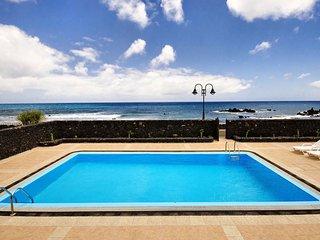 Villa Adelina, vistas al Atlántico