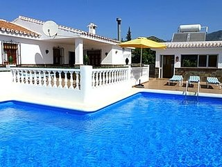 3 bedroom Villa in Nerja, Andalusia, Spain : ref 5455102