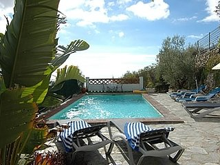Frigiliana Villa Sleeps 6 with Pool - 5049886