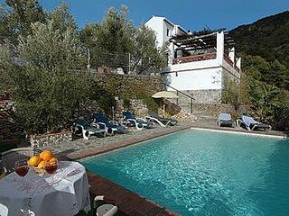 3 bedroom Villa in Frigiliana, Andalusia, Spain : ref 5455155