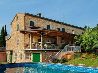 3 bedroom Villa in Misano Monte, Emilia-Romagna, Italy : ref 5477604