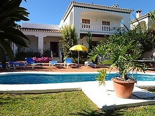 3 bedroom Villa in Nerja, Andalusia, Spain : ref 5455075