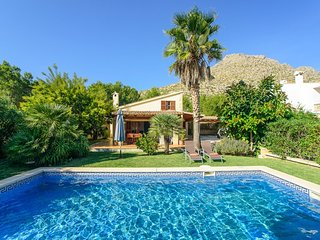 2 bedroom Villa in Port de Pollenca, Balearic Islands, Spain : ref 5364801