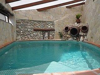 2 bedroom Villa in Frigiliana, Andalusia, Spain : ref 5455056