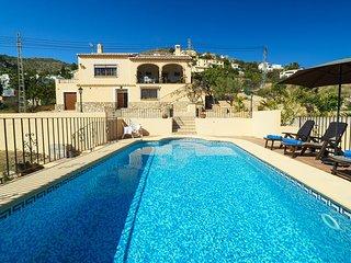 3 bedroom Villa in Xàbia, Valencia, Spain : ref 5620819