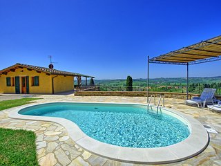 2 bedroom Villa in Canneto, Tuscany, Italy : ref 5240136