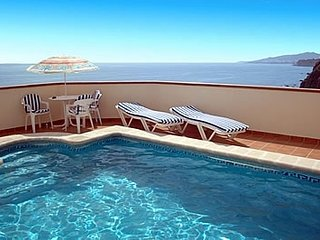 2 bedroom Villa in Nerja, Andalusia, Spain : ref 5455069