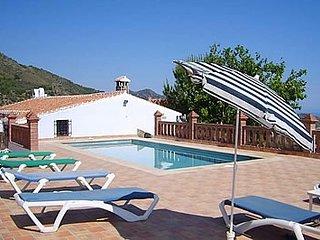 3 bedroom Villa in Frigiliana, Andalusia, Spain : ref 5455064