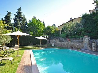 3 bedroom Apartment in Montespertoli, Tuscany, Italy : ref 5477166