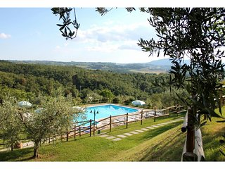 1 bedroom Apartment in Popoltaio-Schiacciato, Umbria, Italy : ref 5606361