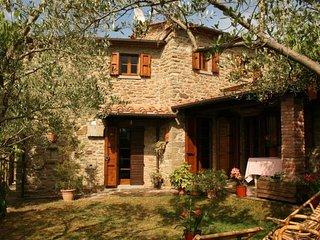 2 bedroom Villa in Castiglion Fiorentino, Tuscany, Italy : ref 5477005