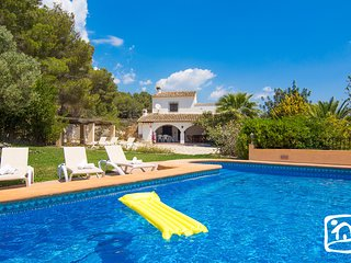 4 bedroom Villa in Serrallonga, Valencia, Spain : ref 5401393