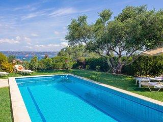 Kalyves Villa Sleeps 4 with Pool Air Con and WiFi - 5334423