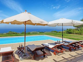4 bedroom Villa in Lakíthra, Ionian Islands, Greece : ref 5334408