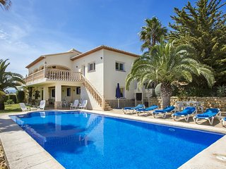 4 bedroom Villa in Jesus Pobre, Valencia, Spain : ref 5047009