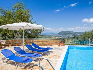 2 bedroom Villa in Katouna, Ionian Islands, Greece : ref 5334452