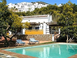 3 bedroom Villa in Frigiliana, Andalusia, Spain : ref 5455151