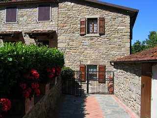 2 bedroom Villa in Castel Focognano, Tuscany, Italy : ref 5490394