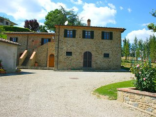 3 bedroom Villa in Celle sul Rigo, Tuscany, Italy : ref 5490561