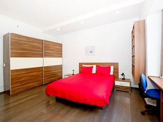 St Julian's_Habitación doble en un precioso piso!