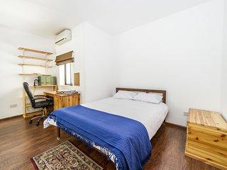 Preciosa habitación pv. Vista al mar, Sliema