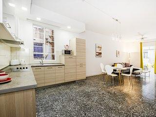 Apartamento adorable y moderno