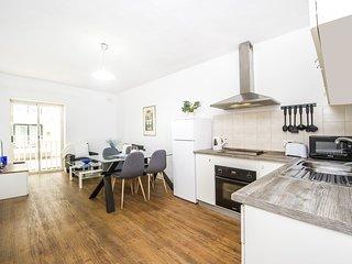 Area activa y fresca! adorable apartamento