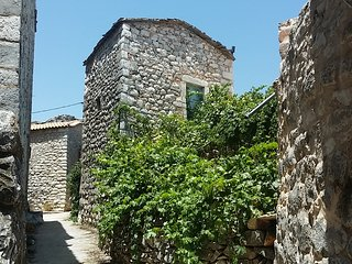 Old Tower-House in Mani peninsula, Peloponnese