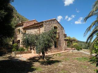 L'antico Casale a Scopello riserva dello zingaro-appartamento padronale 8 posti