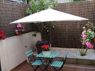 Bonito apartamento con 2 terrazas y jardin. Junto a Palacio de Congresos Oviedo