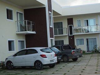 Apartamento aconchegante Porto Seguro (Praia Taperapuan)