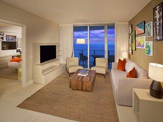 High End Ocean View Apt at Hyde Beach Resort