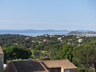 Appartement Centre village La Croix Valmer 4/6 pers Terrasse vue mer