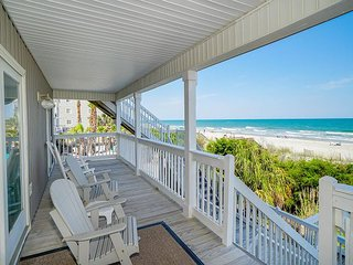 **ALL-INCLUSIVE RATES** WeeBee Down - Oceanfront