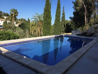 Vakantiewoning 'Masia del Barranco' een vakantie in stijl aan de Costa Blanca!