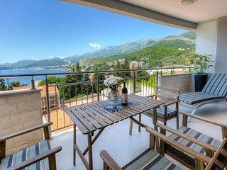 Apartment Sweet Memories, Przno, Sveti Stefan, Montenegro
