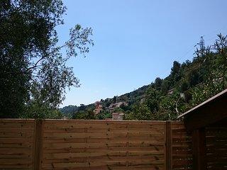 Gite exceptionnel Menton ! Nature montagne, calme